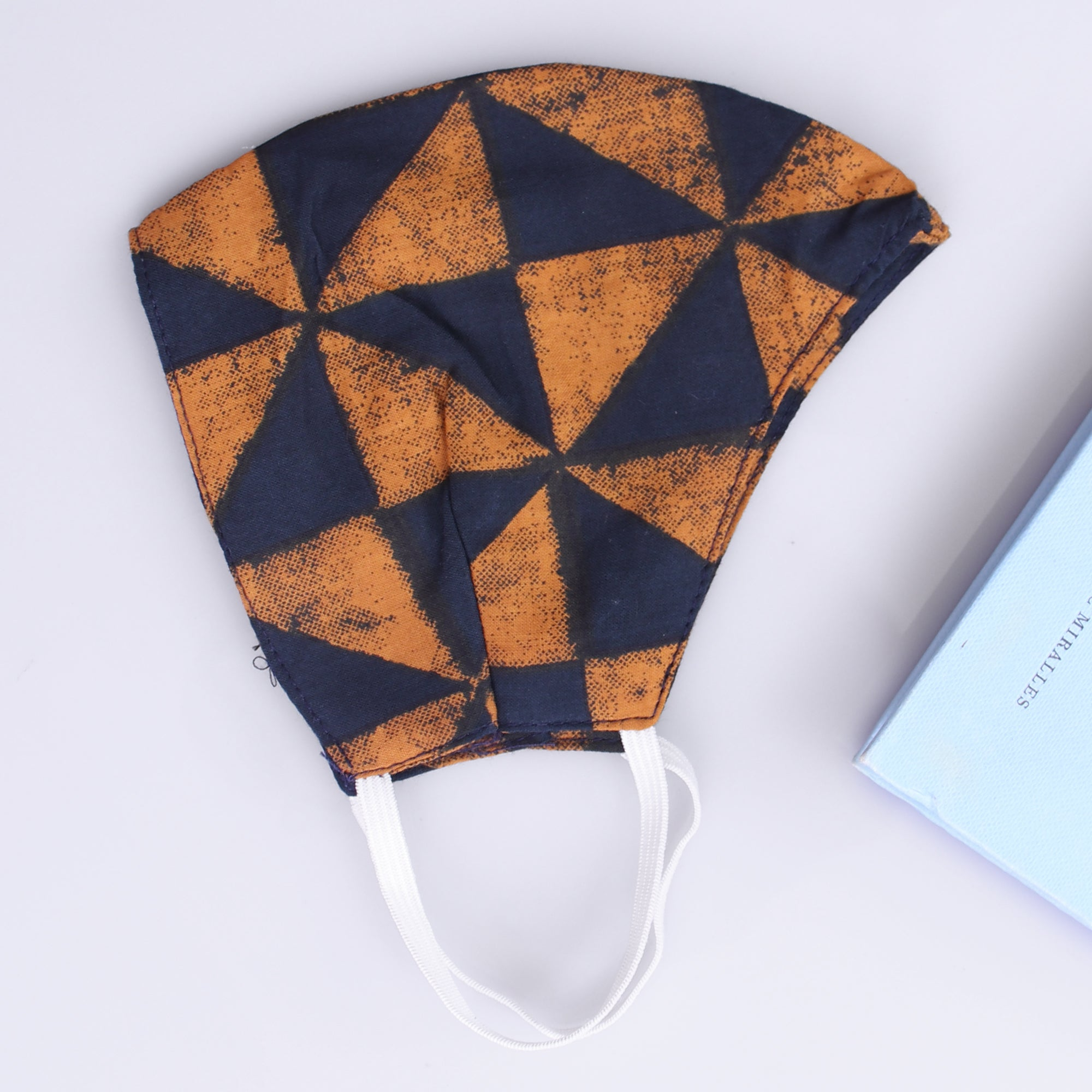The Elegant Triangles Face Mask