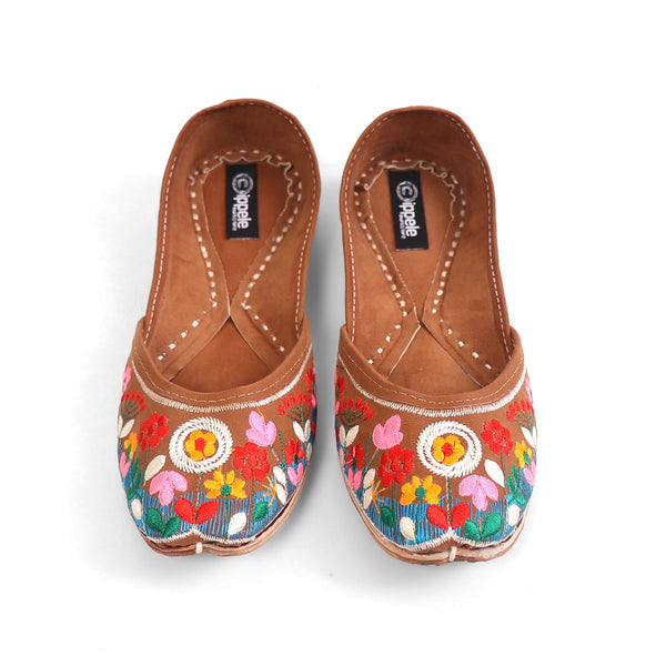 Foot Wear,Traveller Spirit Jutti - Cippele Multi Store
