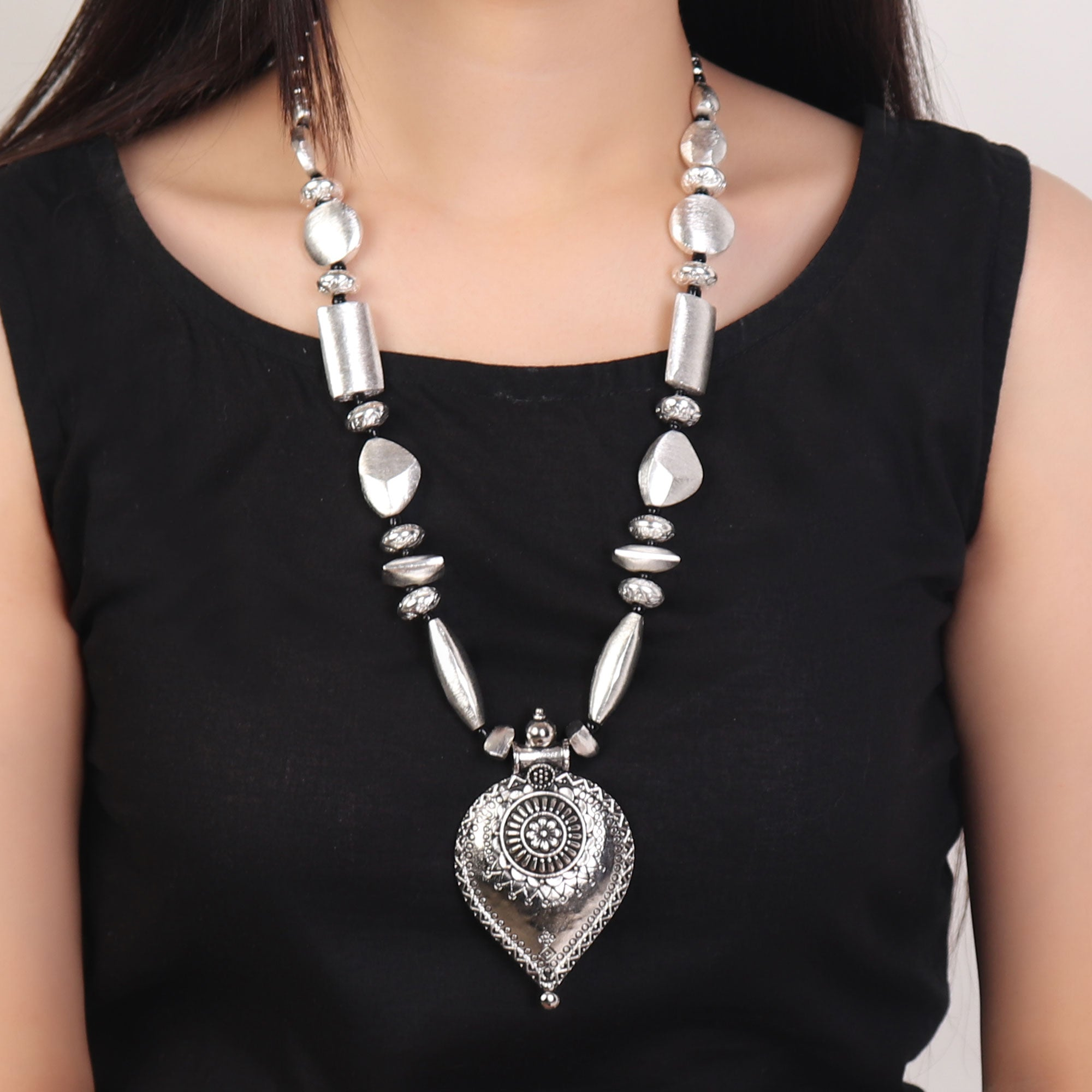 Necklace,Daytime Basic Necklace - Cippele Multi Store