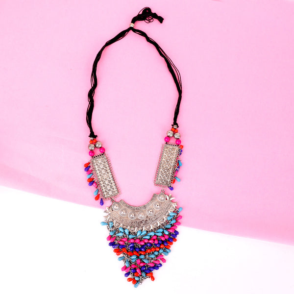 Necklace,The Boho Trinklets Necklace - Cippele Multi Store