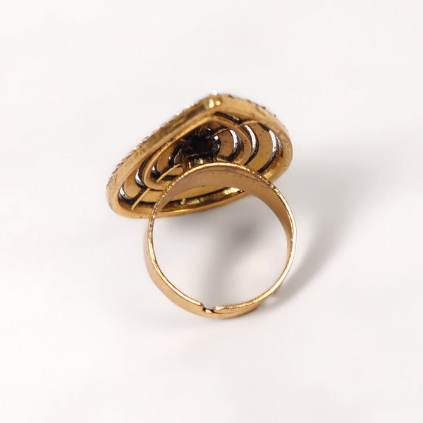 Ring,Teardrop Ring - Cippele Multi Store