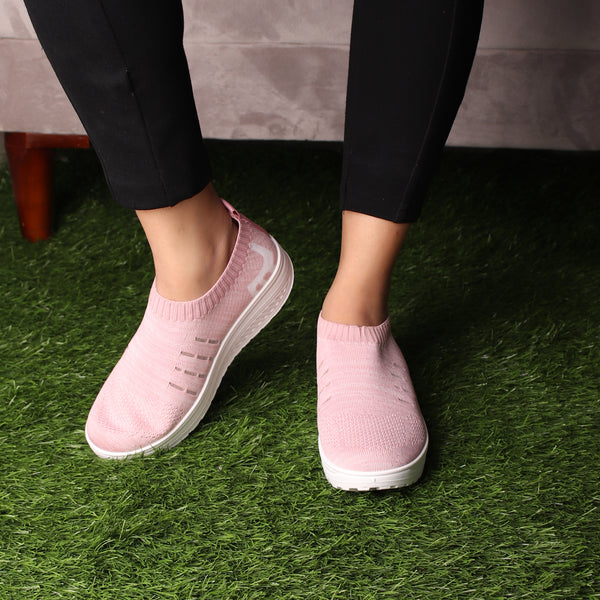 Foot Wear,The Cheerful Intimate Gliders in Pink - Cippele Multi Store