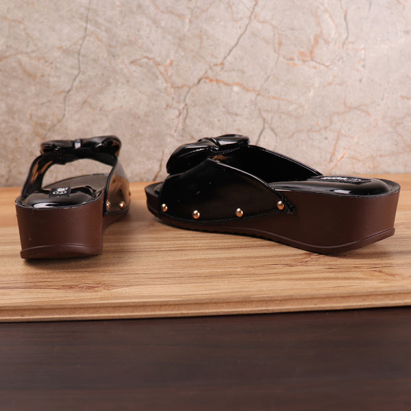Foot Wear,Black Slip-on Sandals - Cippele Multi Store