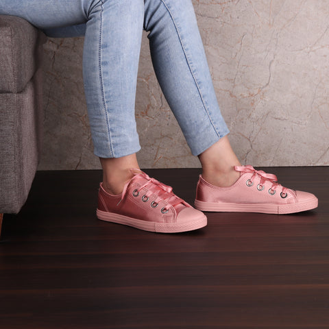 Foot Wear,The Pink Invader Sneakers - Cippele Multi Store