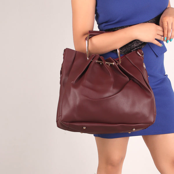 The Pleat Tote Bag