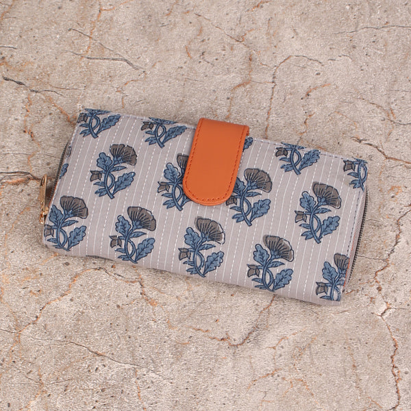 Wallet,The Flower Bunch Wallet - Cippele Multi Store