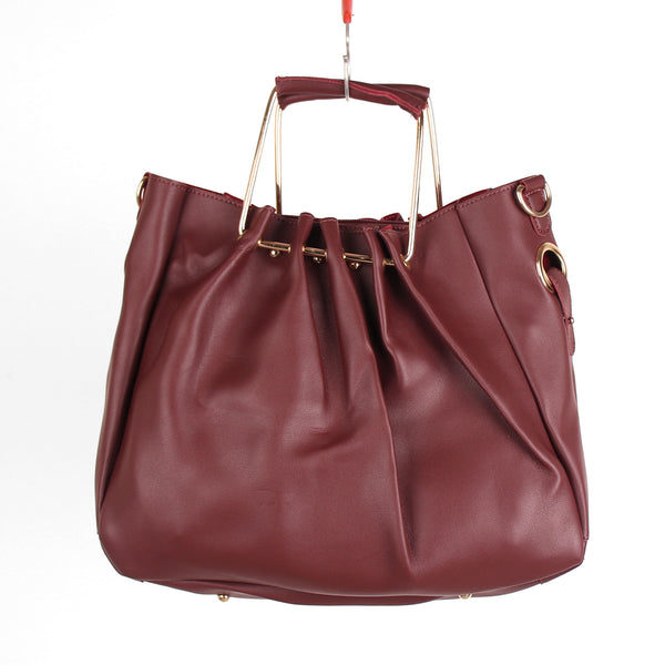 Tote Bag,The Pleat Tote Bag - Cippele Multi Store