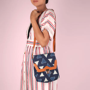 Sling Bag,The Retro Pie Buckle Sling Bag - Cippele Multi Store