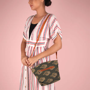 Sling Bag,The Flacon Asymmetrical Sling Bag - Cippele Multi Store