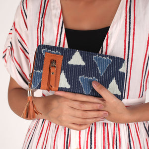 Wallet,The Retro Pie Tassel Wallet - Cippele Multi Store