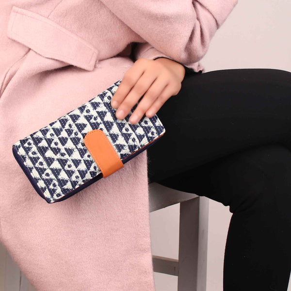 Wallet,The Gorgeous Hilly Trench Wallet - Cippele Multi Store
