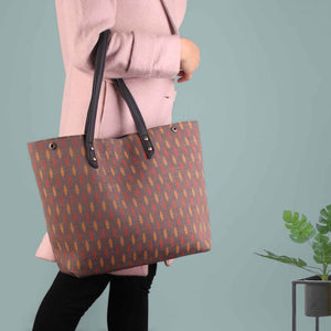 The Quirky Tetrix Tote Bag