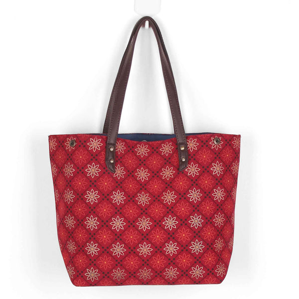 Tote Bag,The Bold Efflorescence Tote Bag - Cippele Multi Store