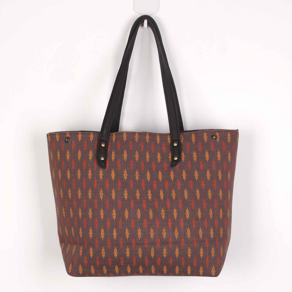 Tote Bag,The Quirky Tetrix Tote Bag - Cippele Multi Store