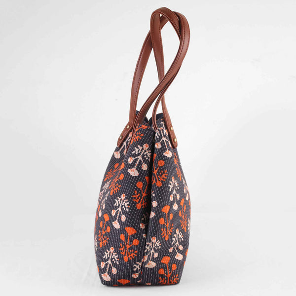 Tote Bag,The Blazing dotted Doll Tote Bag - Cippele Multi Store