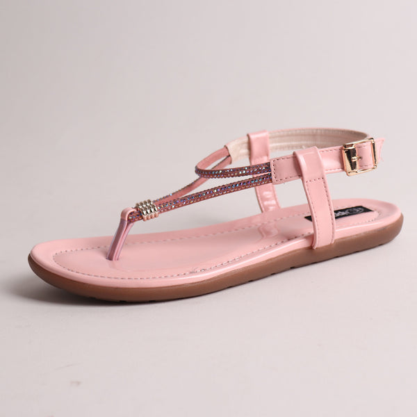 The Energetic Flats in Pink