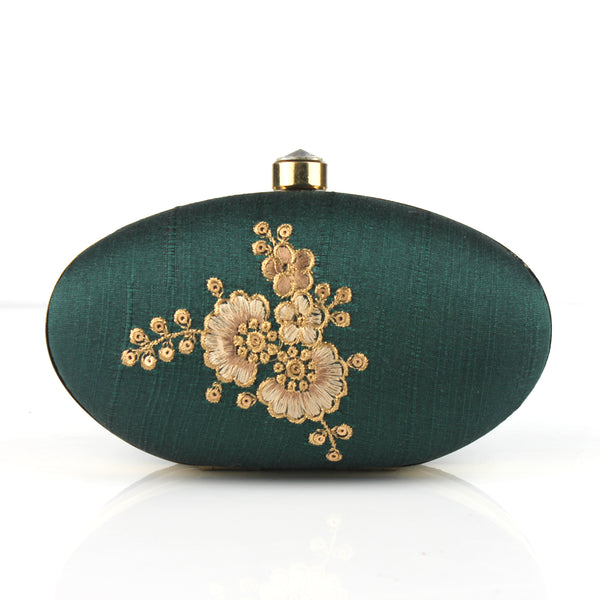 Clutch,Love for Flowers Clutch - Cippele Multi Store