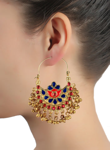 Earrings,The Golden Touch Bali - Cippele Multi Store