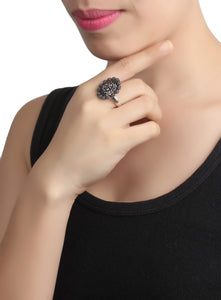 Ring,Jai Ganpati Ring - Cippele Multi Store