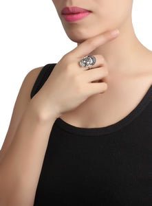 Ring,Buddha Peace Ring - Cippele Multi Store