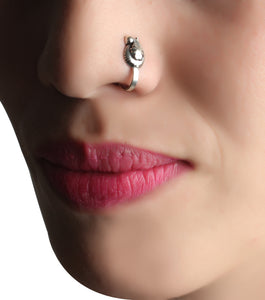 Nose Pin,Power or Paisley  Nose Pin - Cippele Multi Store
