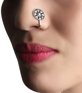 Nose Pin,Hearts N Hearts Nose Pin - Cippele Multi Store