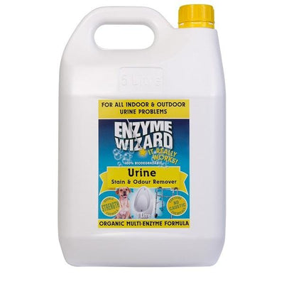 Enzyme Wizard | Enzyme Wizard Urine Stain and Odour Remover | Crystalwhite Cleaning Supplies Melbourne