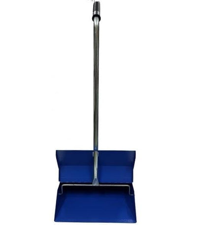 Crystalwhite Cleaning Supplies | Metal Dust Pan with Broom | Crystalwhite Cleaning Supplies Melbourne