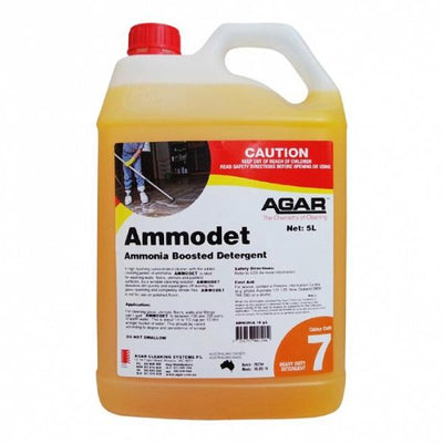 Agar | Agar Ammodet Ammonia Boosted Detergent | Crystalwhite Cleaning Supplies Melbourne