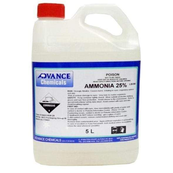 Advance Chemicals Crystalwhite Cleaning Supplies