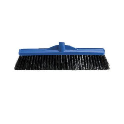 Oates | Oates Industrial Poly Broom 450 - 600mm Outdoor Broom | Crystalwhite Cleaning Supplies Melbourne