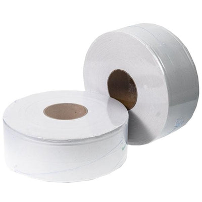 Caprice | Caprice Green Jumbo Toilet Paper Roll 300 metre | Crystalwhite Cleaning Supplies Melbourne