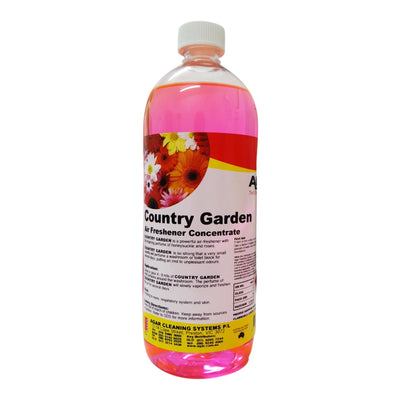Agar | Country Garden Perfume Air Freshener | Crystalwhite Cleaning Supplies Melbourne