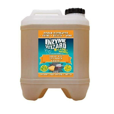 Enzyme Wizard | Enzyme Wizard Carpet and Upholstery Cleaner | Crystalwhite Cleaning Supplies Melbourne
