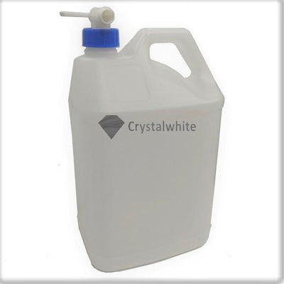Tap in Cap for 5Lt Bottle (Blue) | Crystalwhite Cleaning Supplies Melbourne