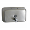 Stainless Steel Soap Dispenser Horizontal / Vertical