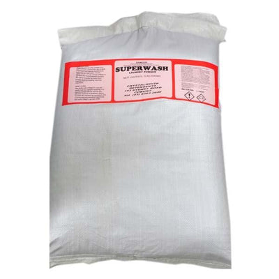 Crystalwhite Cleaning Supplies | Super Wash Laundry Powder 5Kg or 20Kg | Crystalwhite Cleaning Supplies Melbourne