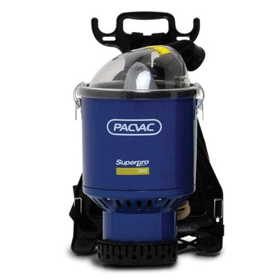 Crystalwhite Cleaning Supplies | Pacvac Superpro 700 Back Pack Vacuum | Crystalwhite Cleaning Supplies Melbourne