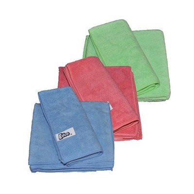 Edco | Microfibre Dusting Cloth (Pack of 3) Premium Quality | Crystalwhite Cleaning Supplies Melbourne