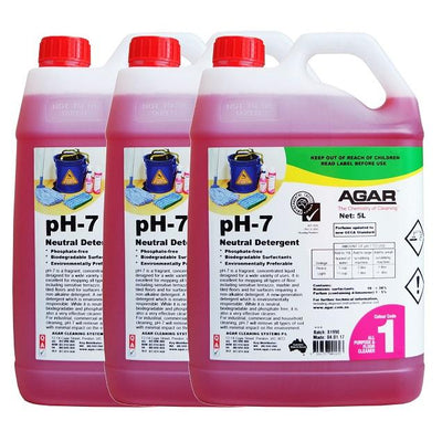 Agar pH7 5Lt Neutral Detergent