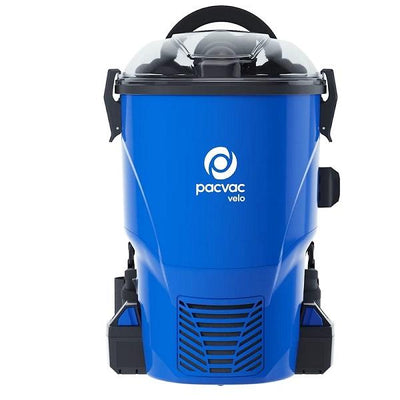 Pacvac | Velo Compact Cordless Vacuum Cleaner | Crystalwhite Cleaning Supplies Melbourne