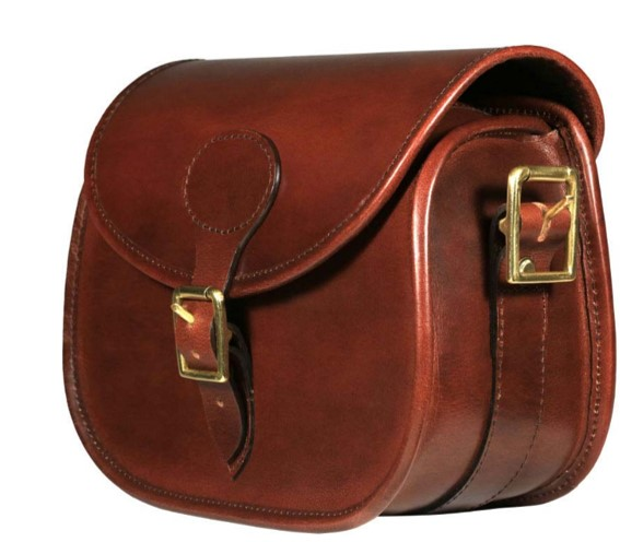 Teales Premier Leather Cartridge Bag