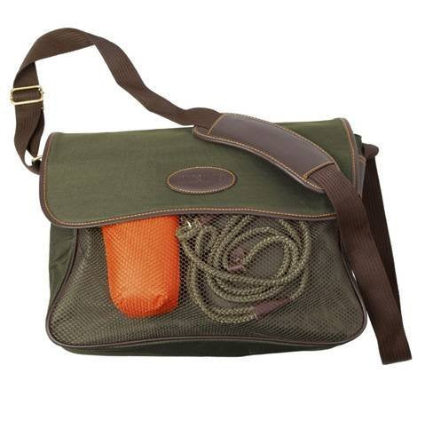 Dummy Bag In  Canvas with Design Line