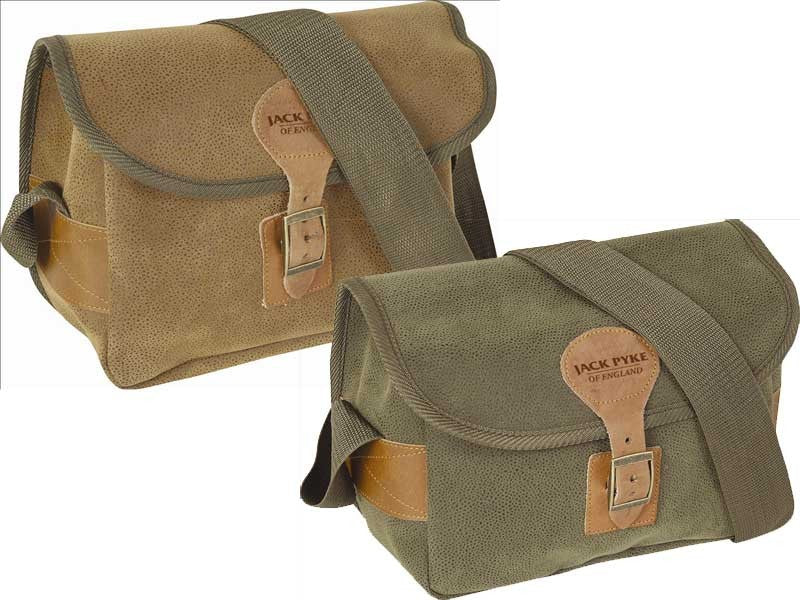 Jack Pyke Cartridge Bag Green