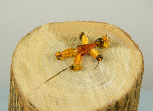 Amber pendant human figurine, Hand Knotted,butterscotch amber, amber for kids,  gift - UAB Amber