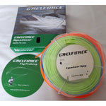 Gaelforce: Equalizer Spey line 73 ft / 22.5m head 8/9# 49grams/ 756grains
