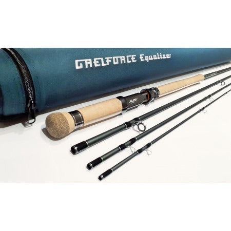 "Gaelforce: Equalizer 16ft 9/10# ""Clearwater Special"" 4pc"