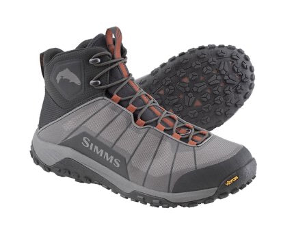 Simms: Flyweight Boot-Steel Grey