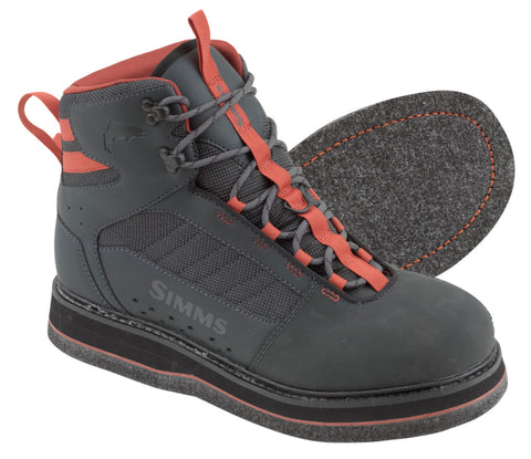 Simms:Tributary Boot Felt-Carbon