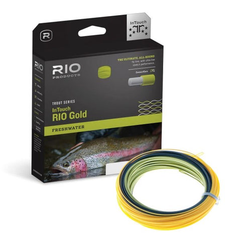 RIO Intouch Gold Fly Line WF7F
